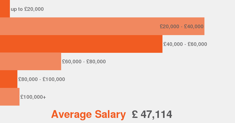 Salaries According To Our Data This Is The Average Salary Range Offered For Web  Developer.